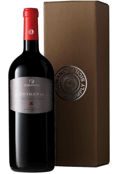 Vino BENUARA Magnum Cusumano Sicilia IGT 2012 lt 1,5