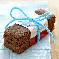 Easy Chocolate Shortbread