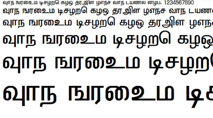 Suntommy Font Free Download - tamilfonts org   Free Tamil Fonts