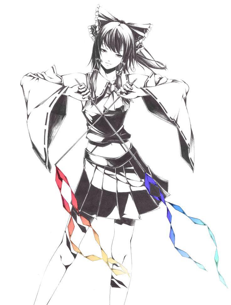 Hakurei Reimu/#520853 - Zerochan