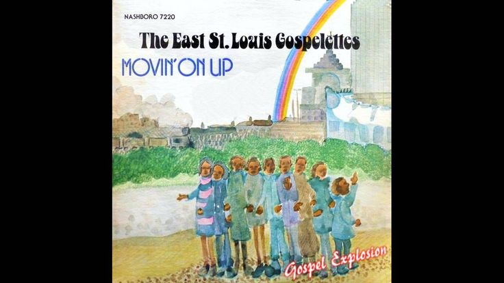 The East St. Louis Gospelettes - He'll Understand And Say Well Done (from the album A Jesus Affair, Released: 1975 & Movin' On Up, Released: 1980)