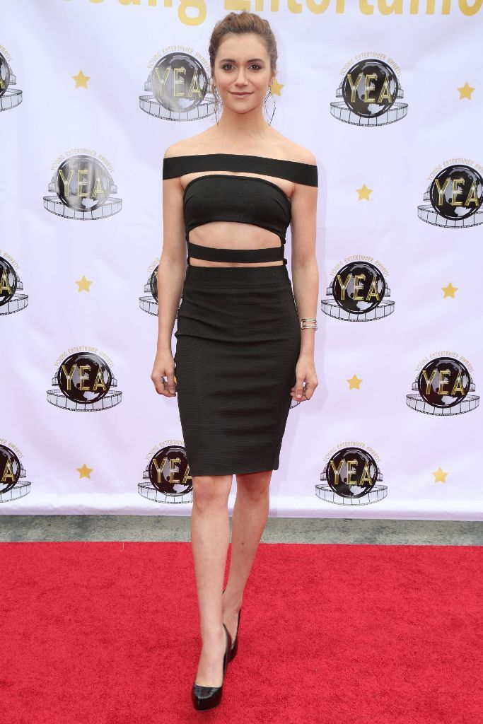 Alyson Stoner – Young Entertainer Awards 2016 in Universal City