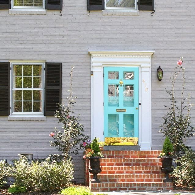 17 Best Images About Front Door Color On Pinterest