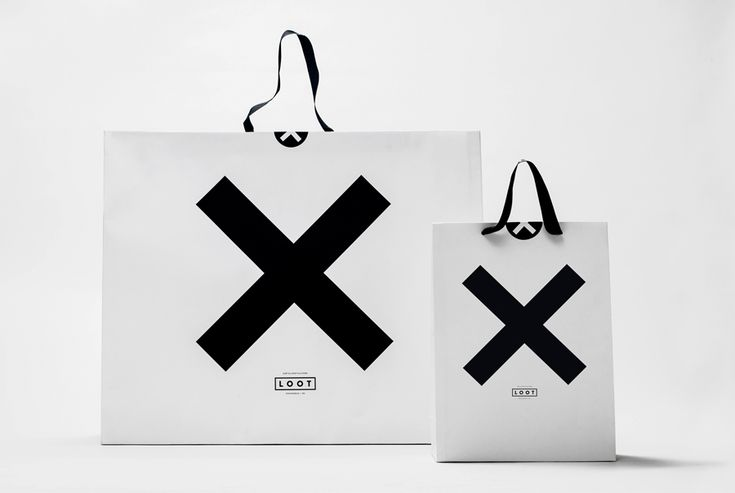 Visual identity and bags designed by Savvy for Mexican surf and lifestyle store Loot