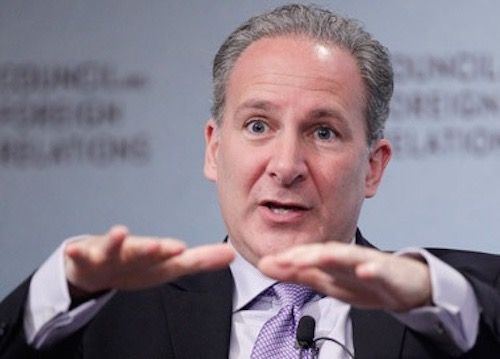 CNBC Actually Admits Peter Schiff Was Right… Again (Video)