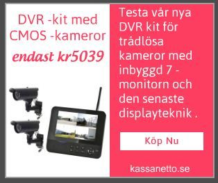 A ready to go #wireless security solution with minimal setup steps… See how #kassanetto #CCTV is different.