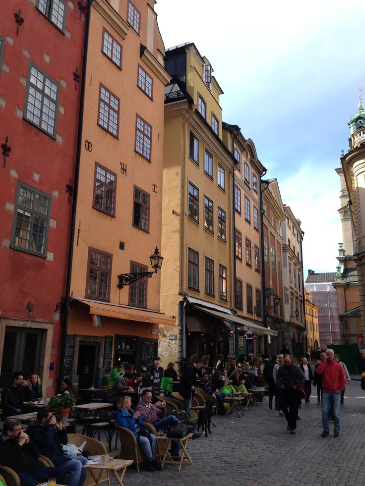 Gamla Stan nel Stockholm, Storstockholm