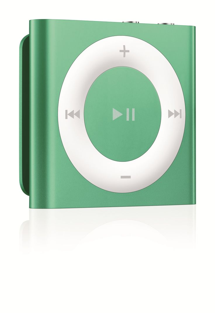 Apple iPod shuffle 2GB Green (4th Generation)