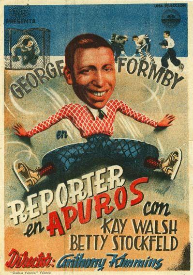 "Repórter en apuros (1938) ""I See Ice"" de Anthony Kimmins - tt0030257"