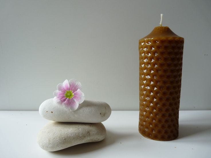 Honeycomb Solid Beeswax Pillar Candle 5.3x2.2 (13.5x 6 cm), Beeswax Candle, Cylinder pillar, Hand made candle, 100% Pure Natural Beeswax, Home & Living  Home Décor  Candles & Holders  Candles  candles  candle  Pillar Candles  Beeswax  Natural Hand made  Honeycomb  Handmade  Solid Candle  beeswax pillar  beeswax candle  cylinder  unscented
