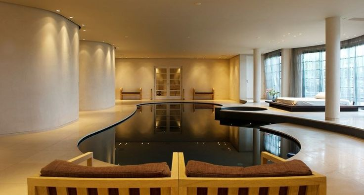 Bedroom with pool? It's possible in Holland!
