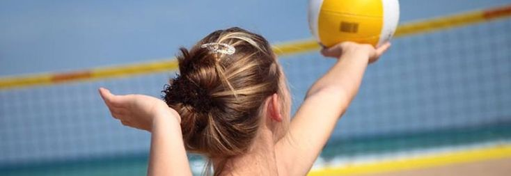#Fitness on the beach in Halkidiki. What you should do when doing #sports on the #beach in #Halkidiki