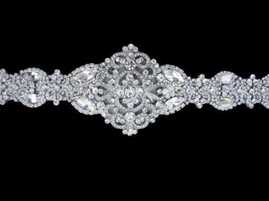 Wedding Belt!!! Victorian Style Wedding Accessories Bridal Dress by Tatishotties, $140.00