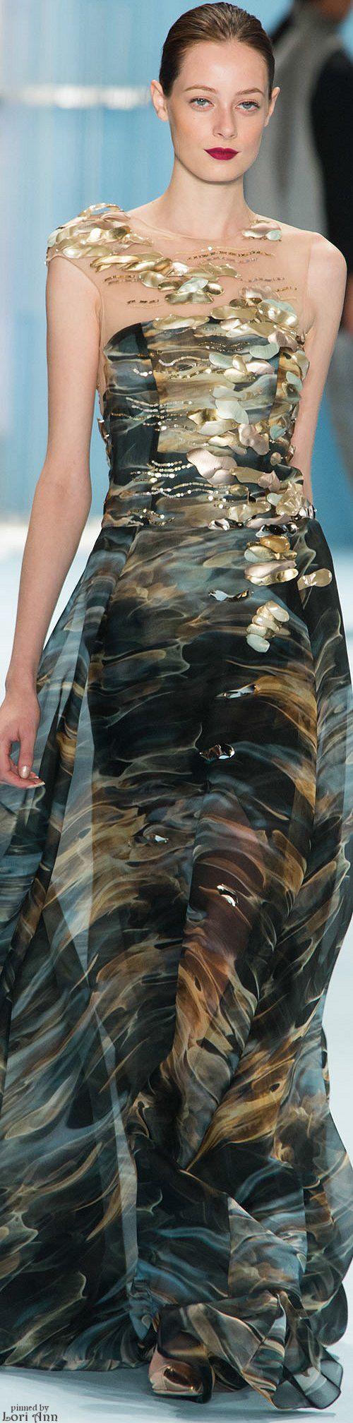 Carolina Herrera. Fall 2015. Ready-To-Wear.