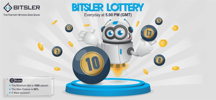 Did you see that the Bitsler lottery is coming back?