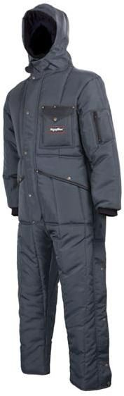 RefrigiWear 0381 Iron-Tuff� Winter Work Coverall - with Hood