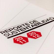 Reporte de Sustentabilidad  2011/12: Redacción, diagramación de contenidos y diseño...