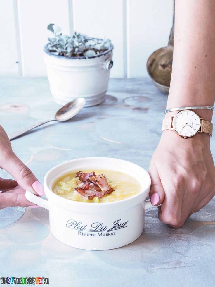 Przepis na zupę z włoskiej kapusty #zupa #soup #kapusta #obiad