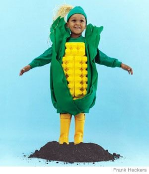 If your little one is the cream of the crop, then you've got to learn how to #DIY this #Halloween costume!