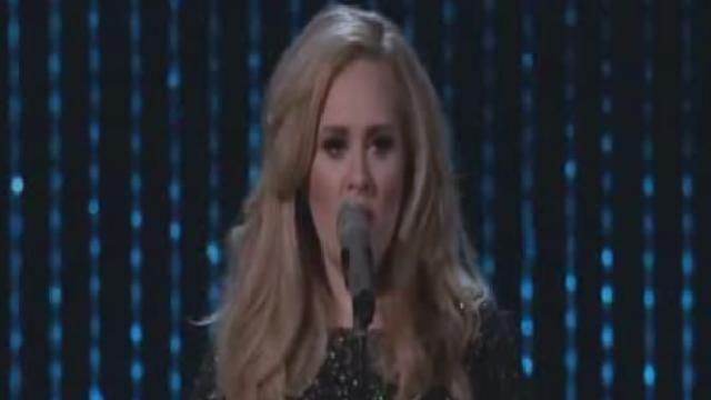 Adele Oscars Performance: Watch Now!