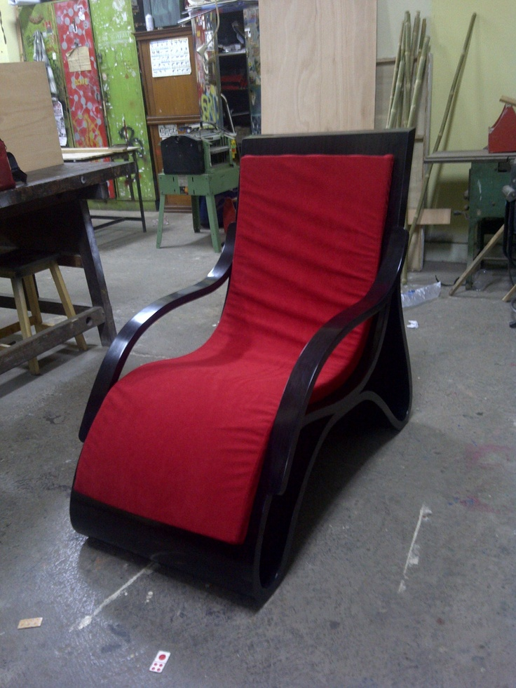 my selaw chair :')