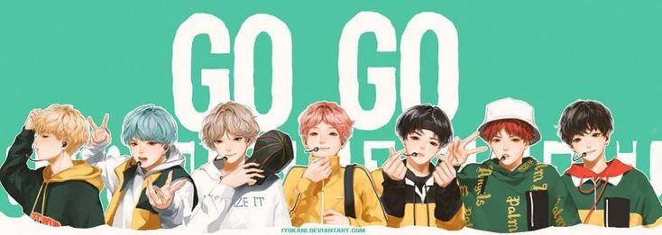 Go go!! ❤️ | ARMY's Amino