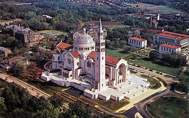 You should NEVER visit the Basilica of the National Shrine of the Immaculate Conception, Here's Why