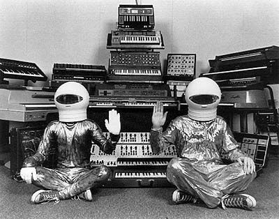 We synthesizers come in peace.