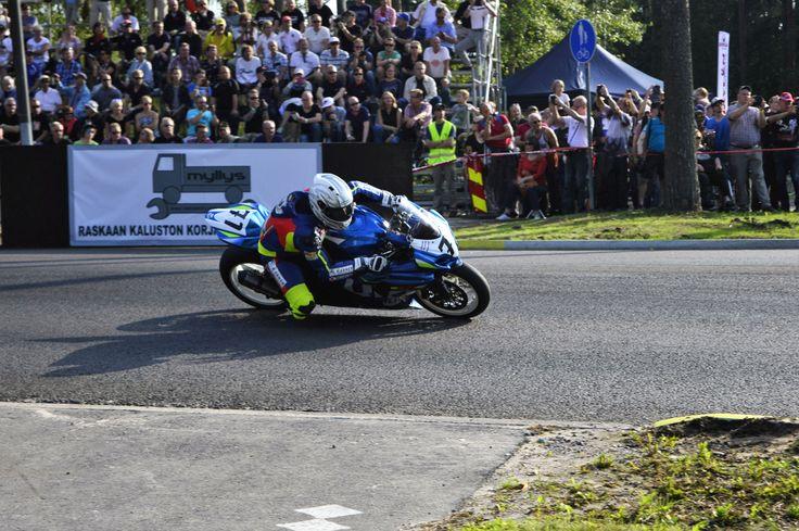 IRRC Imatra. No. 71 NAME: Thomas Berghammer NAT: AUT CLUB/TEAM: - BIKE: Suzuki  RACE 1: Place: 14. Laps: 10 Total time: 00:20:18.571 Difference: 1:15.972 Best lap time: 00:01:57.860 Best lap: 8 Speed: 146,237 Points: 2  RACE 2: Place: 10. Laps: 10 Total time: 00:20:02.098 Difference: 1:13.098 Best lap time: 00:01:57.089 Best lap: 2 Speed: 148,241 Points: 6  IRRC SBK Imatra 2016 total points: 8 pts (12.)  #IRRC #Imatra #RoadRacing #Imatranajot #Superbike