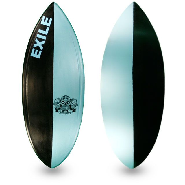 Exile Skimboards - Carbon Fiber Skimboard - Exile Skimboards Shop - Skimboards and Accessories