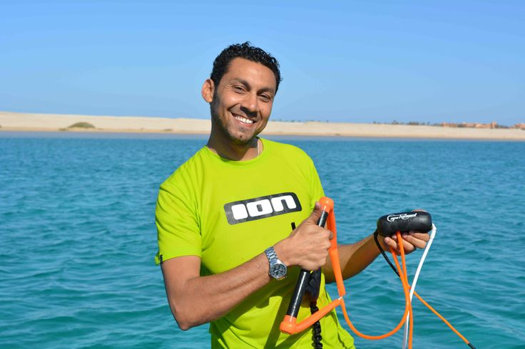 7Bft Kitehouse Soma Bay Egypt, Wakeboarding and Tow Surfing with the CR Wakebar + ION Kite Harness