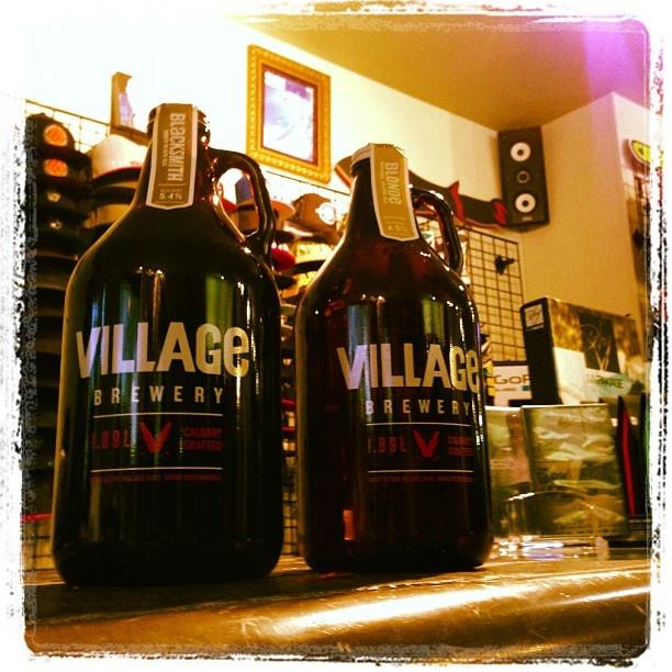 Village Brewery | Calgary Craft Brewery  GREAT BEER !!