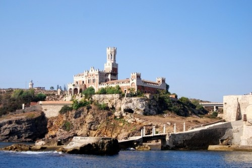 Castello Tafuri ò Portopalo di C. Passero