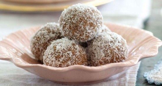 Chocolate Peppermint Balls Recipe No Bake