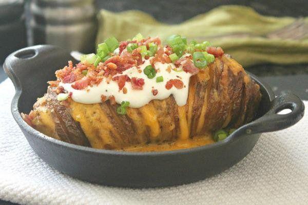 A perfect potato!