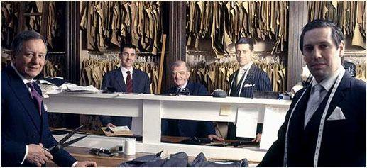 Savile Row, el traje en su máxima expresión
