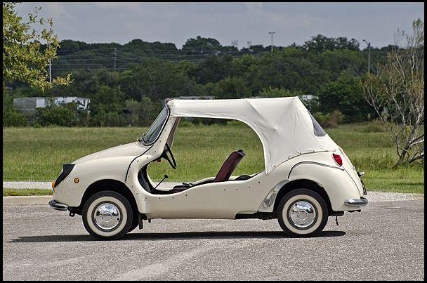 1970 Subaru Jolly  356 CC, 4-Speed #Mecum #Kissimmee #WhereTheCarsAre