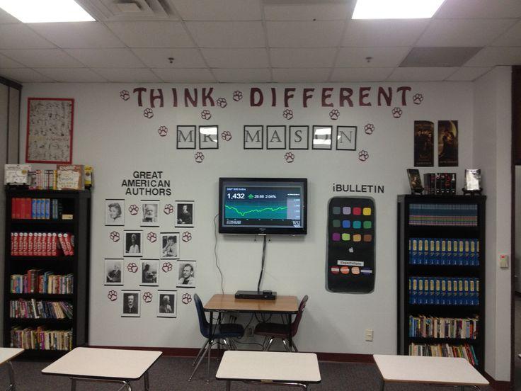 Classroom Display Design ~ Best ipod bulletin board ideas on pinterest my job
