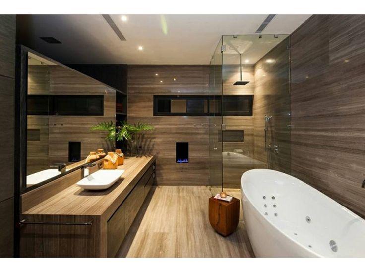 Decoracion de interiores ba os modernos ba os con pasi n for Diseno de interiores de banos modernos