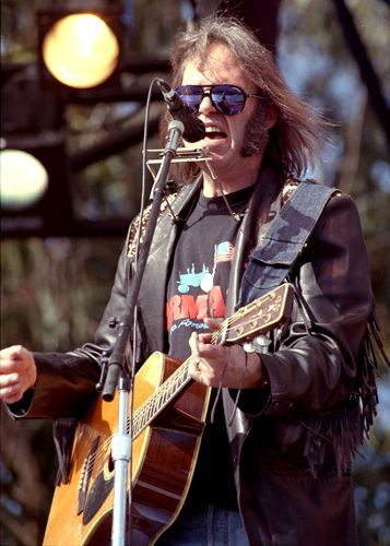 Neil Young Through the Years | The o'jays, Bill graham and Love