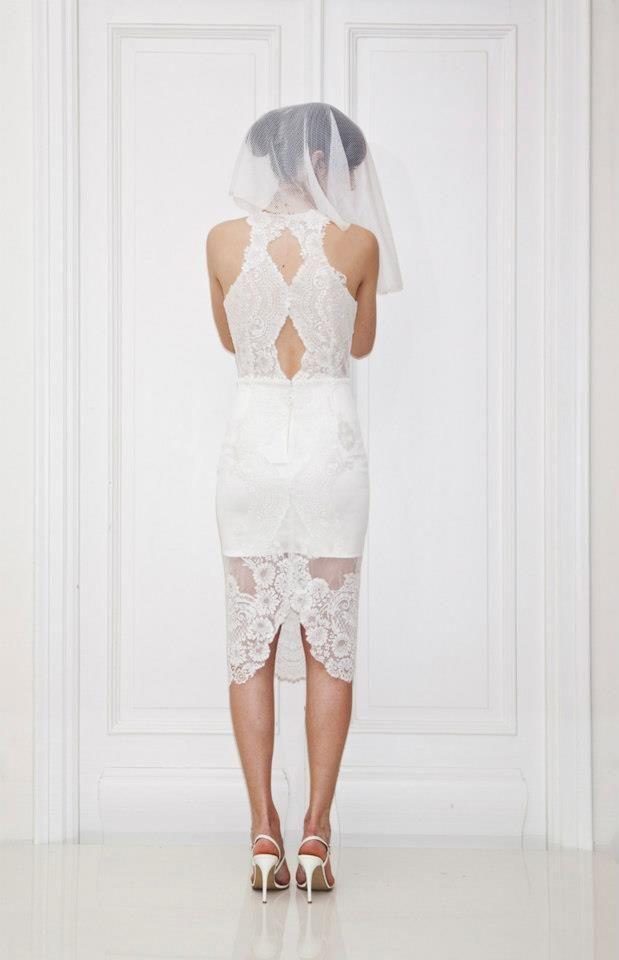 Dress: Nora Sarman, photo: Eva Szombat
