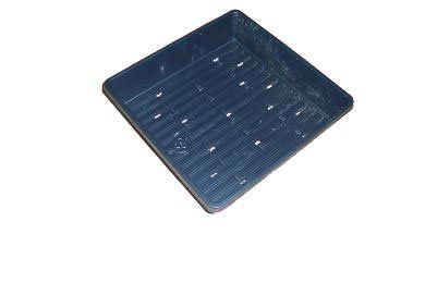 "10"" x 10"" Wheatgrass / Sprout Growing Tray with Drainage Holes by Got Sprouts?. $2.00. 10"" x 10"" Wheatgrass / Sprout Growing Tray with Drainage Holes. Will grow aproximately 1 pound of sprouts."