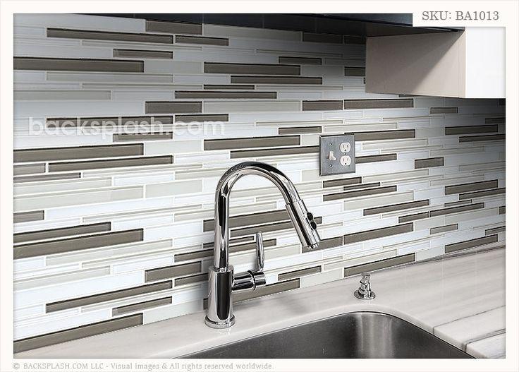Grey Backsplash Tile 51 best kitchen images on pinterest   dream kitchens, home and