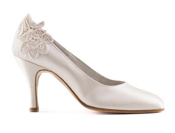 Scarpe da sposa #Paoul