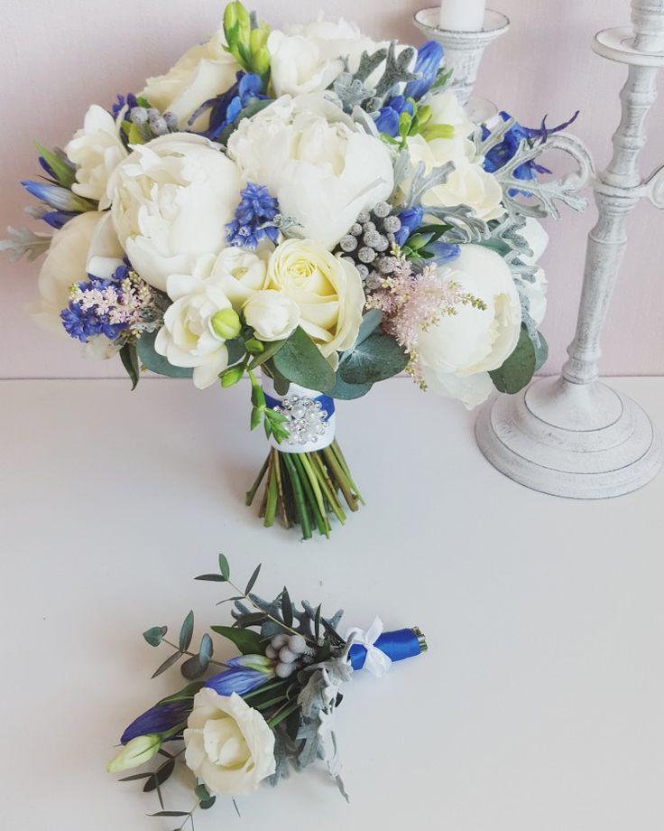 Букет невесты от Pidu 24 Agentuur. Свадебный букет. Pruudikimp.