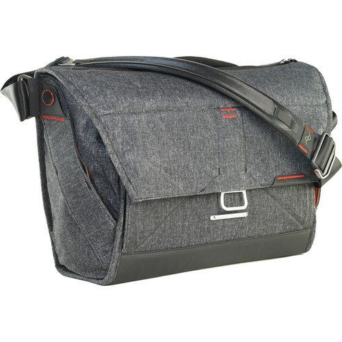 Peak Design Everyday Messenger Bag (Charcoal) by Cameraman #photography