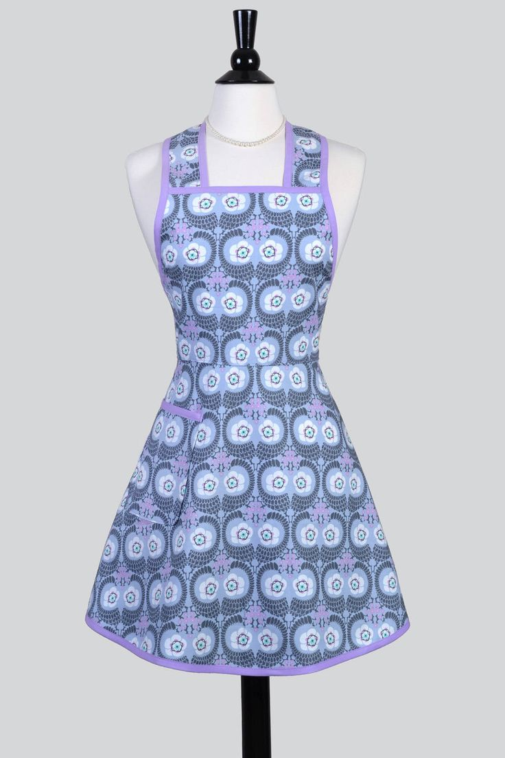 606 best Apron designs images on Pinterest | Retro apron, Christmas ...