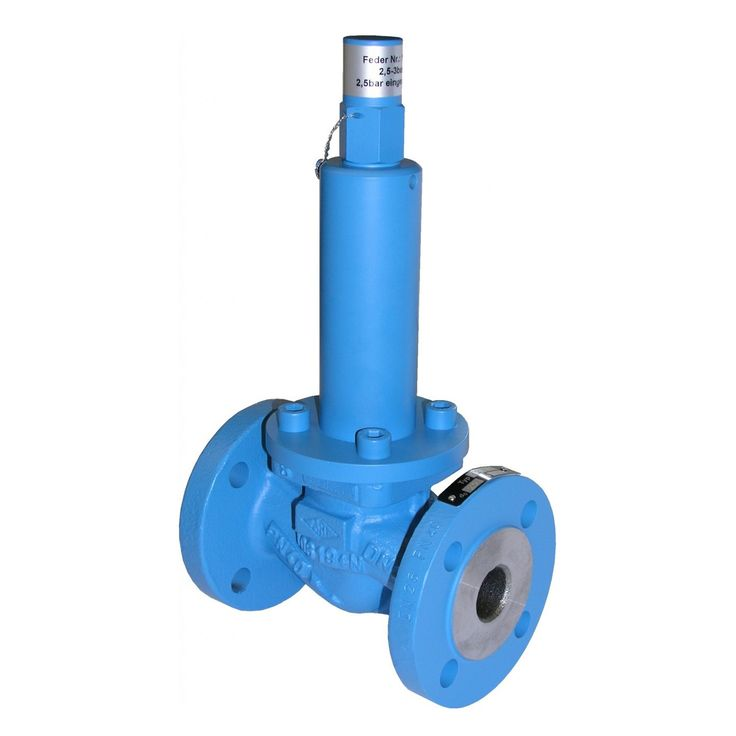 Niezgodka Type 13 Straight Pattern Relief Valve