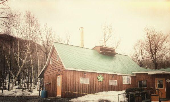 Cabane à sucre Malouin