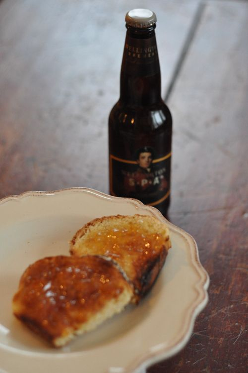 Spiced Beer Jelly